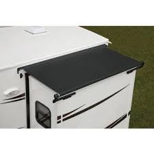 Slide Out Awnings For Travel Trailers Rv Slide Out Toppers Dometic Slidetoppers Sideout Kovers Rv