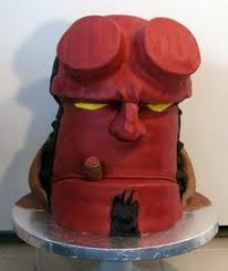 red chili peppers cake for birthday cake decorating