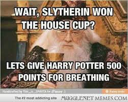 Harry Potter House Meme - what are the best harry potter related jokes quora