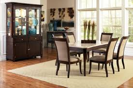 White Wood Dining Room Table by Marseille Dining Room Collection