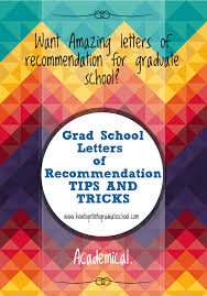 want to get into graduate need some tips learn how to get