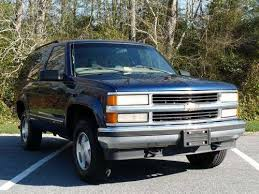 sell used 98 chevy tahoe 2 door auto 4x4 ls 5 7l rare no reserve