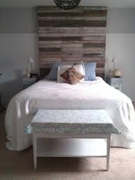 soothing wood multi color bed set real reclaimed wood bedroom