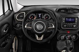 jeep steering wheel 2016 jeep renegade steering wheel interior photo automotive com