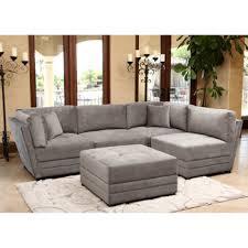 Sofa Sectionals Costco Leyla 5 Fabric Modular Sectional Costco Living Room