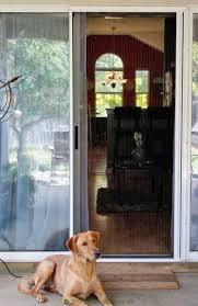 Sliding Patio Door Screens Sliding Glass Door Retractable Screens Retractable Screens For