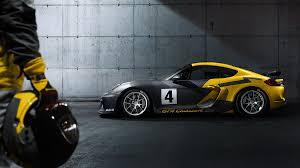 porsche cayman racing porsche cayman gt4 clubsport porsche usa