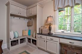 Built In Bench Mudroom Mudroom Bench For With Built In Entry Storage Wood Floor