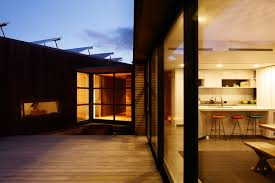 Design Your Own Eco Home Angular Cedar Clad Home In New Zealand Is Designed To Go