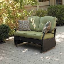 furniture adorable greem chemical rocking loveseat with recliner