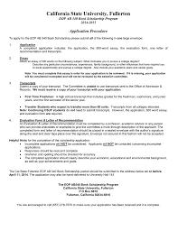california state university fullerton application procedure eop