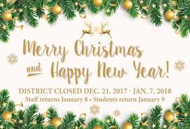 merry and happy new year from lufkin isd lufkin isd