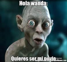 Wanda Meme - hola wanda quieres ser mi novio meme de gollun imagenes memes