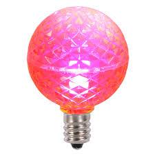led light bulbs g40 globe light replacement bulbs string lights