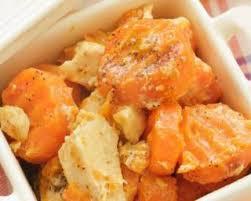 comment cuisiner blanc de poulet recette de blancs de poulet aux carottes et gingembre au wok