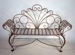 new product line of rustic wrought iron decor offers retailers