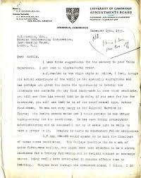 bbc archive guy burgess at the bbc letter of recommendation