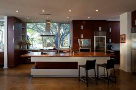 contemporary kitchen design created with interior models traba homes