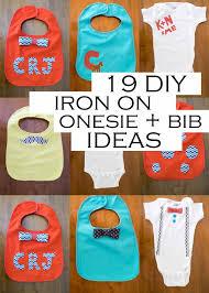 halloween baby bibs domestic fashionista 19 iron on baby onesie bib ideas