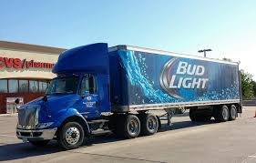 bud light truck driving jobs semi trucks of the western us and canada flickr