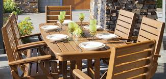 outdoor dining tables vermont woods studios
