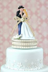 country wedding cake topper 18 country wedding cake toppers awesome best western theme wedding