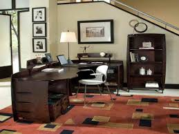 Unique Office Desk Home Decor Wonderful Home Office Decor Furnished With Unique