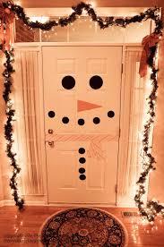 snowman door decorations 39 breathtaking diy christmas door decorations in 2015