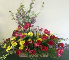 flowers for funeral service funeral service flowers delivery piqua oh genell s flowers