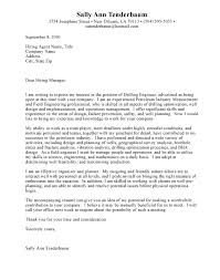 perfect sample cover letter internship engineering 83 about