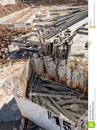 tools needed to make a new home foundation stock photo image