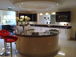kitchen luxury lighting kitchen decor with l shape modern