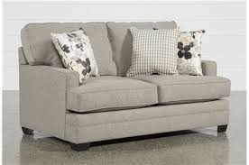 Average Loveseat Size Aidan Loveseat Living Spaces