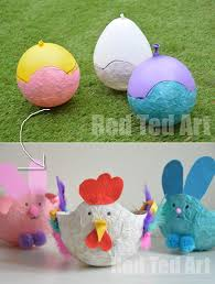 paper mache easter baskets 27 easy and low budget crafts to make this easter amazing diy