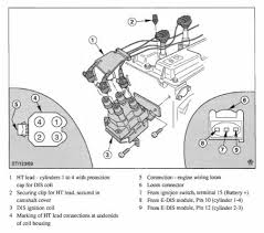 zetec blacktop firing order and coil pack configuration