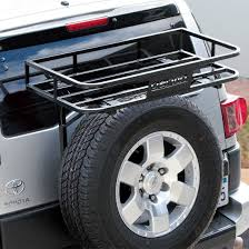 Fj Cruiser Roof Rack Oem by Weight Limit Of The Rear Door Spare Tire Page 3 Toyota Fj