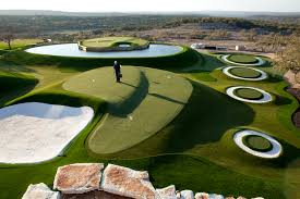 the backyard golf course impressing the pros manspace magazine