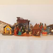 home interiors nativity vintage home interiors nativity set decor auctions