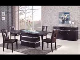 Designer Glass Dining Tables Modern Contemporary Glass Dining Table Design Ideas