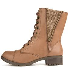 s boots combat s footer s lace up combat boot shiekh shoes