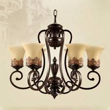 Country Style Chandelier Country Chandeliers And Ceiling Fixtures Ebay