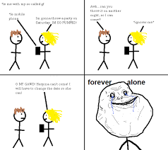 Know Your Meme Forever Alone - my so called gf forever alone know your meme