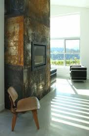 metal wall design modern living these metals rusted metal wall design ideas pictures