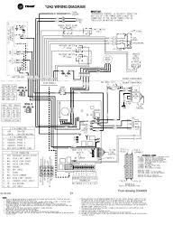 trane wiring diagram with example diagrams wenkm com