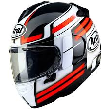 motorbike accessories chaser x competition red helmet helmets full arai dainese
