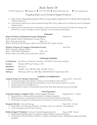 resume example skills and qualifications example of skills for resume free resume example and writing resume skills examples for technical support position with technology summary and academic accomplishments