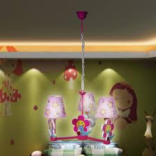 luminaires chambres luminaires chambres d enfant modèle 3 abat jours fleurs deladim