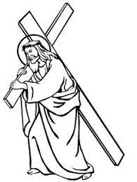 jesus children sacred heart catholic coloring