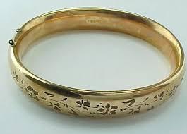 rose gold bangle bracelet images Sold out of store antique foster bailey gold filled rose gold jpg