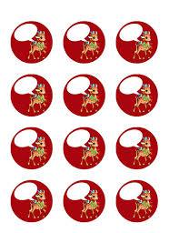 freebie images christmas vintage reindeer printables free